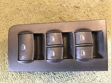 audi A4 cabriolet Genuine electric window switches control panel