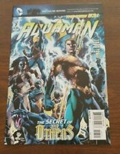 The New 52 - Aquaman #7 - The Others Chapter 1 - May 2012