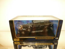 RICKO 32109 HORCH 851 PULLMAN 1935 - BLACK 1:18 - EXCELLENT IN BOX