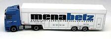 MB Actros LH 08 + semi-rqe Pte autos MenaBetz - Herpa - Echelle 1/87 Ho