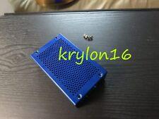 Blue Metal Aluminum Case for the Original Raspberry Pi 1 Model B 512MB Enclosure