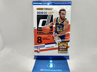 2020-21 Panini Donruss Basketball NBA Cards SEALED Blaster Pack 2021 UK Lamelo?