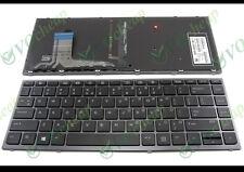 New US keyboard backlit for HP ZBook Studio G3 Mobile Workstation 841681-001