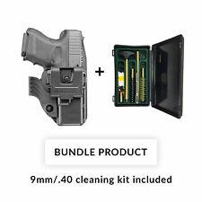 *BUNDLE* Fobus APN26 IWB Belt Clip Holster for Glock 26 & 27 + IDS Cleaning Kit