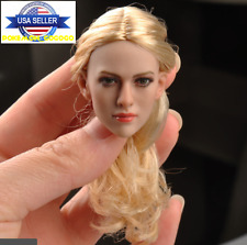 1/6 KIMI KT004 Amanda Seyfried Head Sculpt For Hot Toys Phicen Female Figure USA