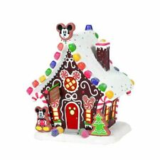 Disney Mickey Mouse Gingerbread House Ornament