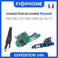 CONNECTEUR DE CHARGE HUAWEI P20 P30 MATE PRO LITE SMART 2019 Y6 Y7 DOCK ORIGINAL