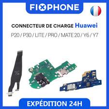 CONNECTEUR DE CHARGE HUAWEI P8 P10 P20 P30 LITE PRO MATE 20 DOCK FLEX ORIGINAL