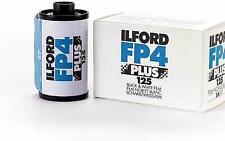 ILFORD FP4 pellicola 36 foto FORMATO 135 IN BIANCO E NERO FILM 24X36 35MM FILM