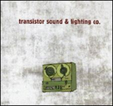 TRANSISTOR SOUND & LIGHTING CO. NEW FACTORY SEALED CD COFFEE SONG GOOD EGG