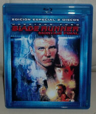 BLADE RUNNER MOUNTING FINAL EDITION SPECIAL 2 DISCS BLU-RAY NEW SEALED R2