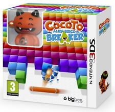 Cocoto Alien Brick Breaker Nintendo 3ds Bigben Interactive