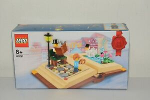 LEGO 40291 Creative Personalities Hans Christian Andersen - New (Free Shipping)