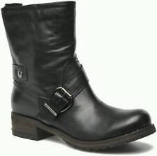 Clarks Women's Block Heel Boots