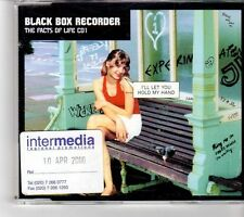 (FK501) Black Box Recorder, The Facts Of Life - 2000 CD