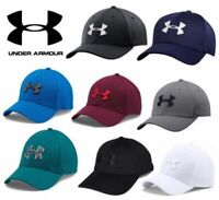 Under Armour Blitzing 3.0 Stretch Fit Cap  Lightweight Hat - FREE SHIP- 1305036