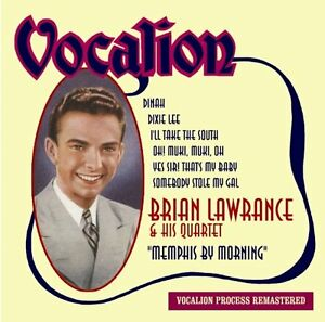 Brian Lawrance & His Quartet MEMPHIS BY MORNING