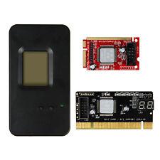 Laptop PC Diagnostic Test Debug Post Card Mini PCI/Mini PCI-e/LPC PCI interposer