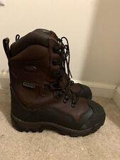 "Irish Setter Snow Tracker Ultra Dry 10"" Boots Women 11 W  Men 9 1/2  MINT  $229"