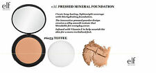 elf Pressed Mineral Foundation WET DRY Hydrating TOFFEE #6153 e.l.f.