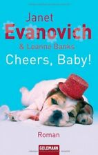 Cheers, Baby!: Roman by Banks, Leanne Book The Cheap Fast Free Post