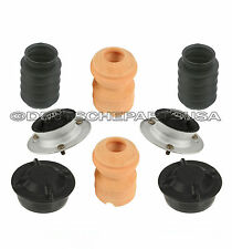 FRONT STRUT SHOCK MOUNT MOUNTS BUMP STOP KIT L+R 8 for BMW E39 525i 528 530i