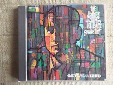 The James Taylor Quartet – Get Organized Etichetta: Polydor – 839 405-2 - CD
