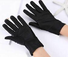 Unisex Etiquette Gloves Medium Size Thin Gloves