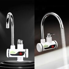 LED Display Instant Electric Water Heater Faucet Fast Heating Kitchen Basin Tap