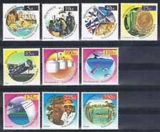 Ned. Antillen postfris 1999 MNH 1264-1273 - Milenniumzegels