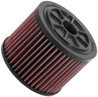 E-2987 K&N Replacement Air Filter AUDI A6 2.0L L4: 2011-2013 (KN Round Replaceme
