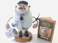 Kathe Wohlfahrt Incense Smoker Doctor Duftl