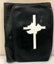 Victory Line Bible Cover Rare Vintage Bible Cover Case Protector aa19