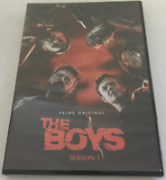 The Boys :The Complete TV Series Season 1 ( NEW DVD ) Fast Shipping US Seller