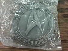 Star Trek Judgement Rites Limited CD-ROM Collectors Edition Pin NOS 1995