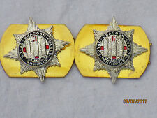 Royal Dragoon Guards,RDG, NCO, Collar Badges, Kragenabzeichen