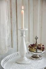 Clayre & Eef Kerzenleuchter Kerzenhalter Leuchter Shabby Vintage Landhaus