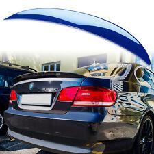 für BMW e92 m sport performance stil high kick Heckspoiler aus ABS neu