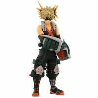 Bakugo Katsuki Figurine Model My Hero Academia Action Figure Toy PVC Doll 17 cm