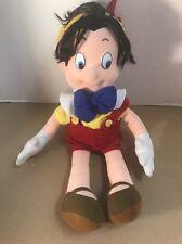 "Stuffed Doll 19"" Disney PINOCCHIO Plush Doll"