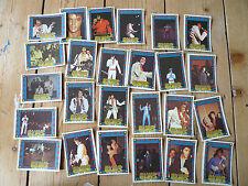 25 x VINTAGE ELVIS PRESLEY TRADING CARDS JOB LOT Job Lot Monty Gum