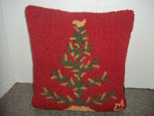 Chandler 4 Corners Feather Tree Pillow Laura Megroz 2004 Christmas Holiday