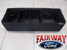 07 thru 18 Explorer OEM Genuine Ford Parts Large Soft Sided Cargo Organizer NEW