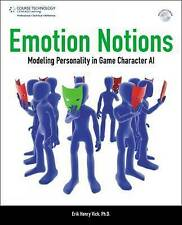 Emotion Notions: Modeling Personality in Game Character AI by Erik Vick (Mixed media product, 2009)