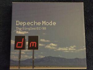 Depeche Mode - Singles 1981-1998 3CD Boxset (2001)