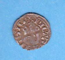 (F 91) AQUITAINE POITOU ALPHONSE DE FRANCE (1241-1271) DENIER CHÂTEL TOURNOIS