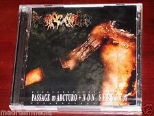 Rotting Christ: Passage To Arcturo + Non Serviam 2 CD Set 2006 Bonus Tracks NEW