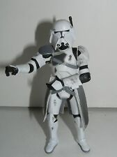 """Star Wars Heavy Trooper Clone 2007 30th Anniversary Collection TAC 3-3/4"""" Scale"""