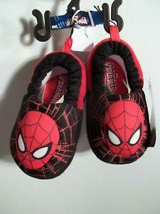 Spiderman Toddler Boys Slippers-5/6