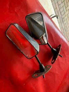 Mazda MX5 mk1 Eunos wing mirror Set l/h r/h pair MX-5 mirrors Race Aftermarket